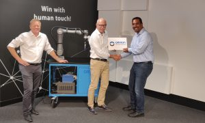robofact AG ist Omron Solution Partner