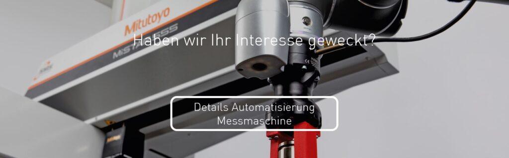 Mobile Automatisierung Messmaschine